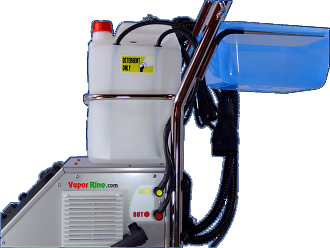 145 Psi Auto Detailing Dry Carwash Commercial Steam Cleaner Janitorial Vapor Systems